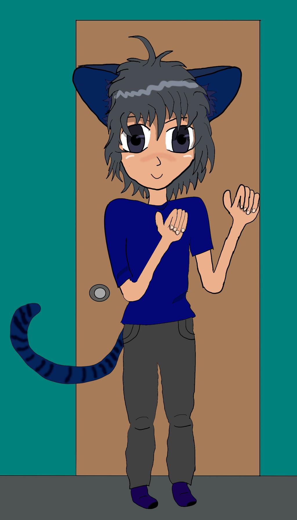 catboy Keith