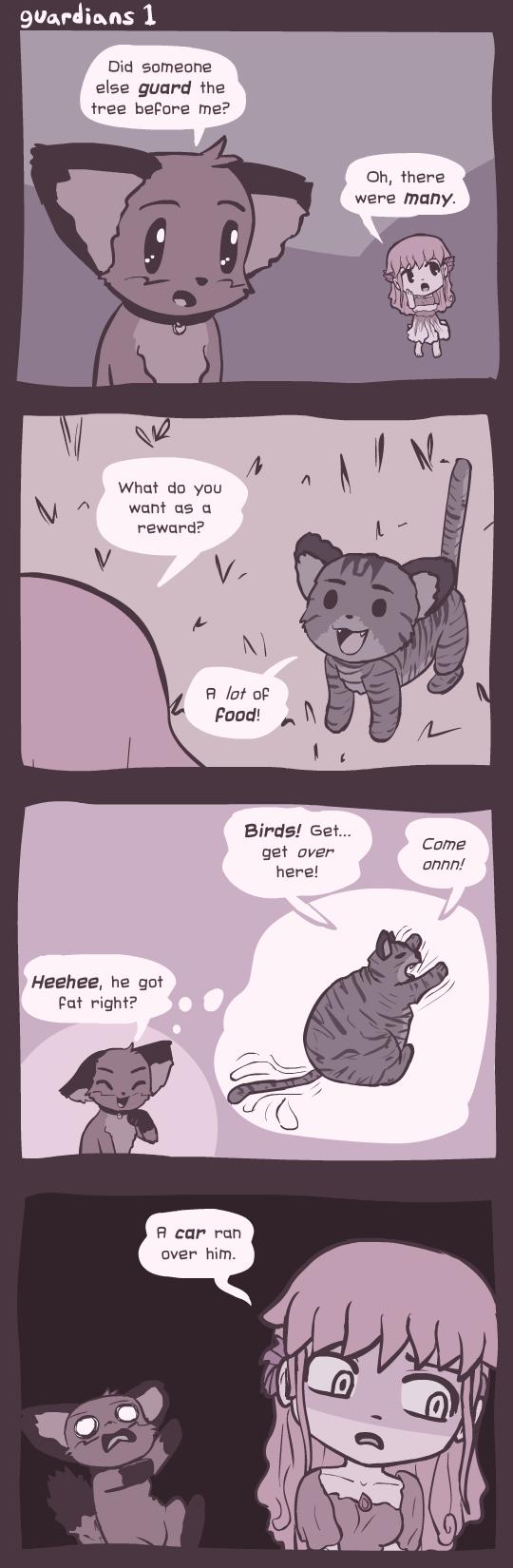 cat is kill. no.