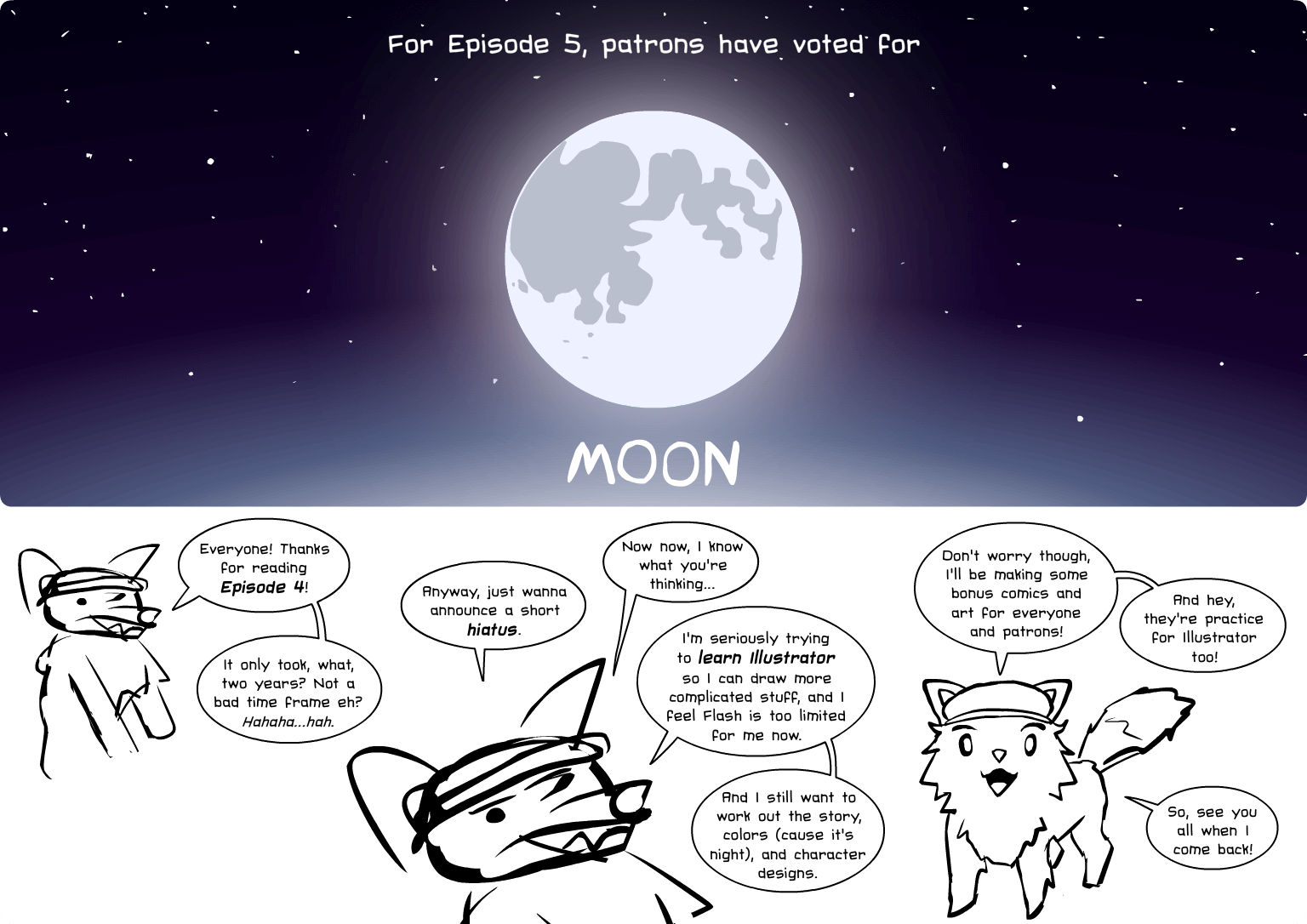Episode 4 – End