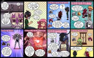 Cat Nine page 208