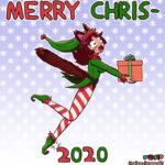 Bonus art for Christmas 2020