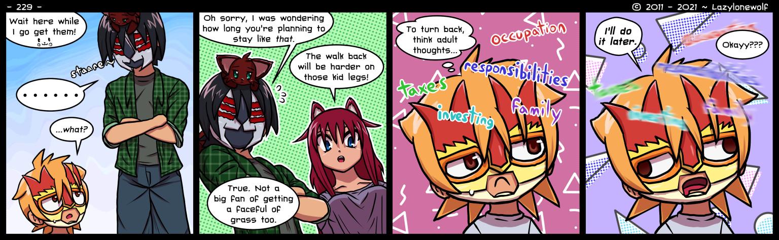 Cat Nine page 229