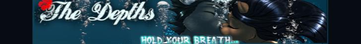Banner for The Depths webcomic