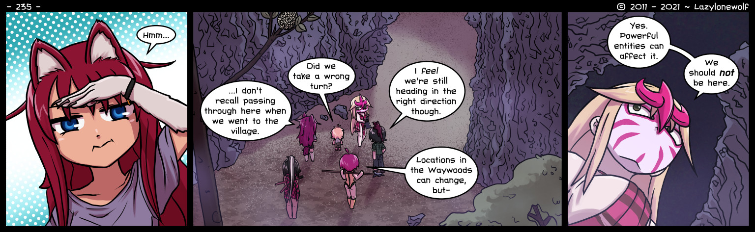 Cat Nine page 235